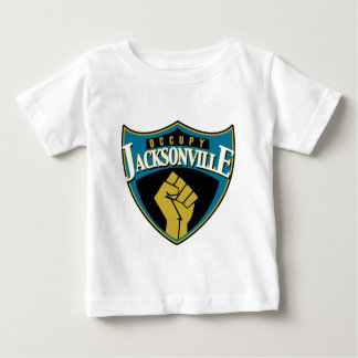 Occupy Jacksonville Baby T-Shirt