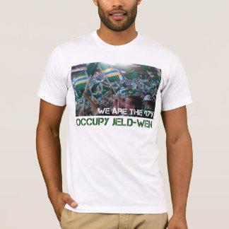 Occupy Jeld-Wen shirt