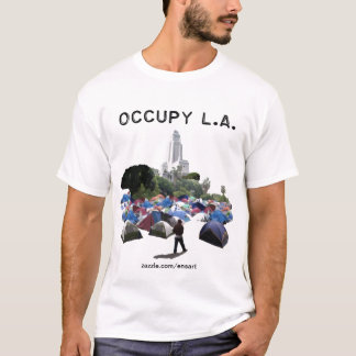 Occupy LA T-Shirt