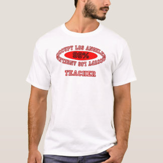 "Occupy LA - ""Teacher"" Light Shirts"