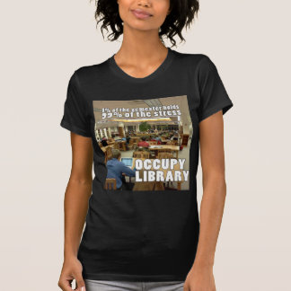 Occupy Library T-Shirt