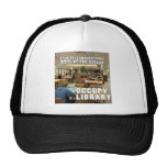 Occupy Library Trucker Hat