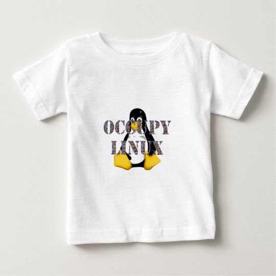 OCCUPY LINUX BABY T-Shirt