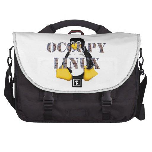 OCCUPY LINUX COMPUTER BAG
