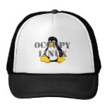 OCCUPY LINUX HATS