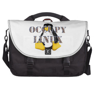 OCCUPY LINUX LAPTOP BAGS