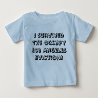 Occupy Los Angeles Baby T-Shirt
