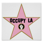 Occupy Los Angeles Poster