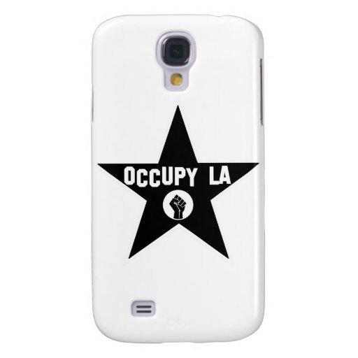 Occupy Los Angeles Samsung Galaxy S4 Case