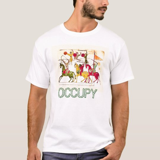 Occupy Medieval Art T-Shirt