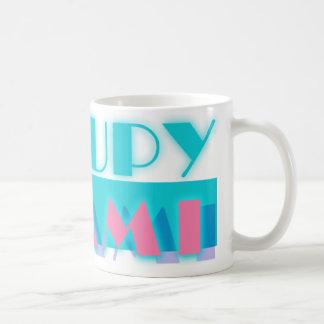 Occupy Miami Classic White Coffee Mug