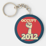 Occupy Movement 2012 Key Chains