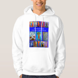 Occupy My Soul Quilt National Gathering Hoodie