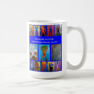 Occupy My Soul Quilt National Gathering Mug