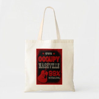 Occupy Nashville 99 strong bag