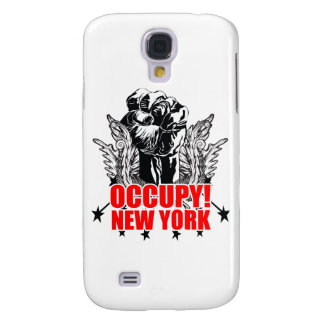Occupy New York Galaxy S4 Case