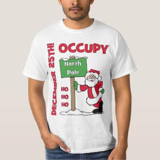 Occupy North Pole T-Shirt