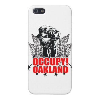 Occupy Oakland Case For iPhone SE/5/5s