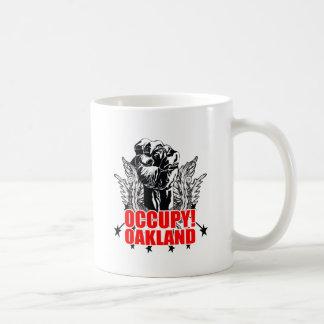 Occupy Oakland Coffee Mug