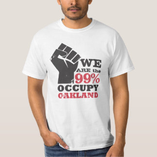 OCCUPY OAKLAND T Shirt