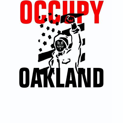 OCCUPY OAKLAND shirt