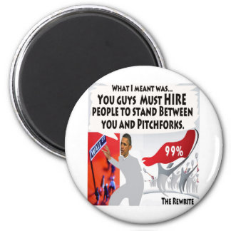 Occupy Obama Magnet