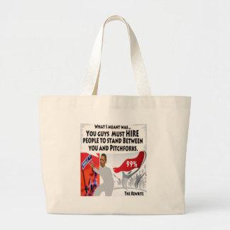 Occupy Obama Tote Bag