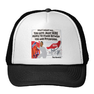 Occupy Obama Trucker Hat
