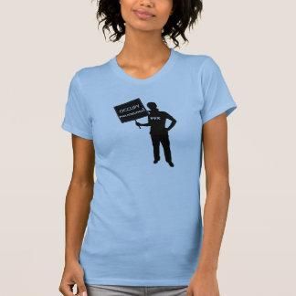 Occupy Philadelphia Sign Shirt