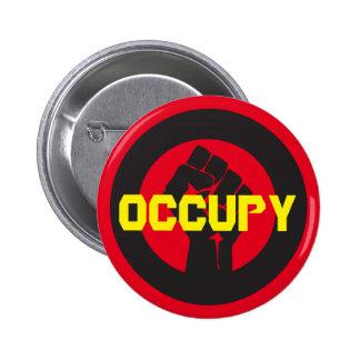 Occupy Pinback Button