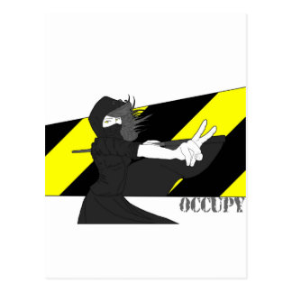 Occupy Postcard