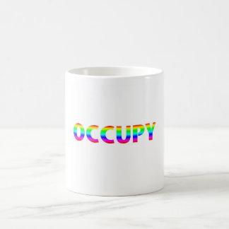 Occupy Rainbow Coffee Mug