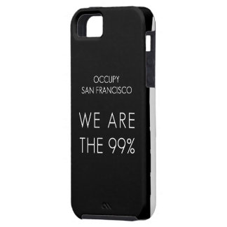 Occupy San Francisco iPhone 5 Case
