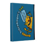 Occupy Schrodinger's Lab iPad Folio Covers