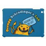 Occupy Schrodinger's Lab iPad Mini Cases