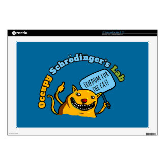"Occupy Schrodinger's Lab Skin For 17"" Laptop"