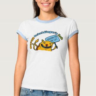 Occupy Schrodinger's Lab T-shirt