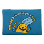 Occupy Schrodinger's Lab Travel Accessories Bags