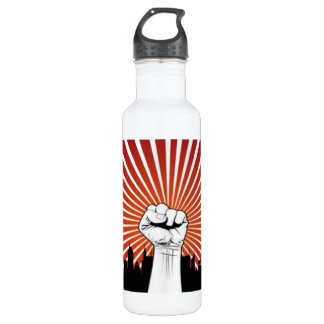 OCCUPY STAINLESS STEEL WATER BOTTLE