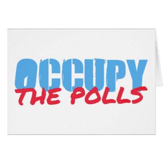 Occupy the Polls Card