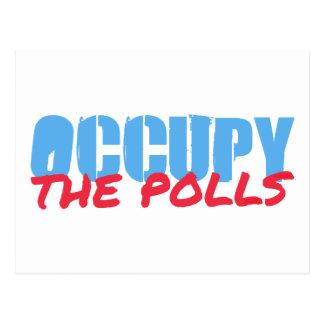 Occupy the Polls Postcard