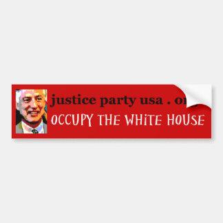 Occupy the White House Bumper Stickers