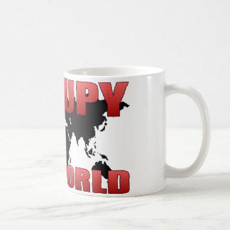 Occupy the World Coffee Mug