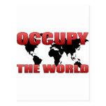 Occupy the World Postcard