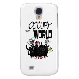 Occupy the World Samsung Galaxy S4 Cover