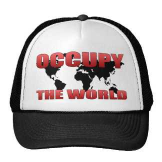 Occupy the World Trucker Hat