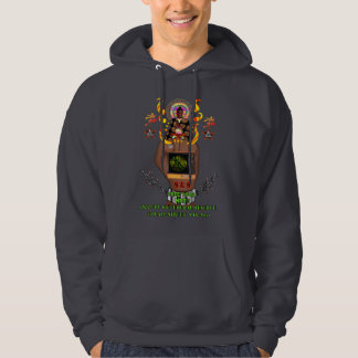 Occupy This!!! (mens deluxe hoody) Hooded Pullover