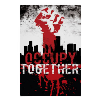 Occupy together poster