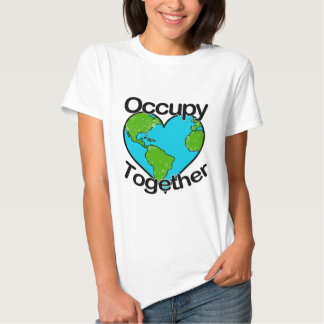 Occupy Together Tees