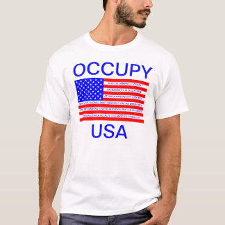 OCCUPY USA T-Shirt